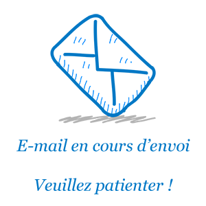 Envoi mail Cabinet Infirmier Genouillac